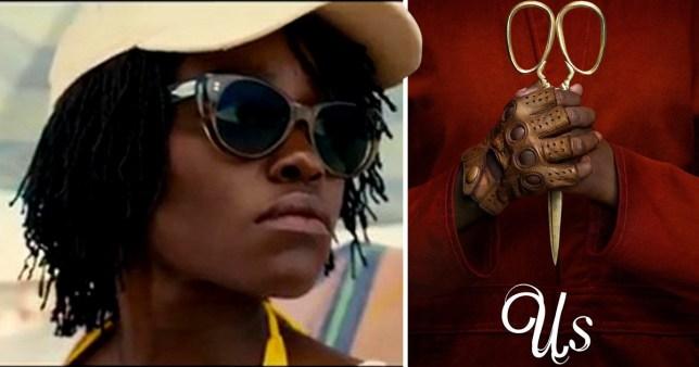 Lupita Nyong'o subtly shades the Golden Globes after Us nominations snub as movie wins AAFCA awards