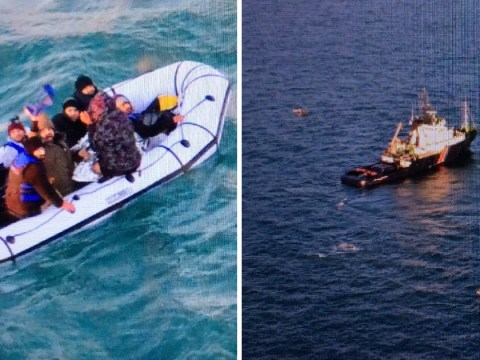 Forty migrants rescued from English Channel in five separate incidents