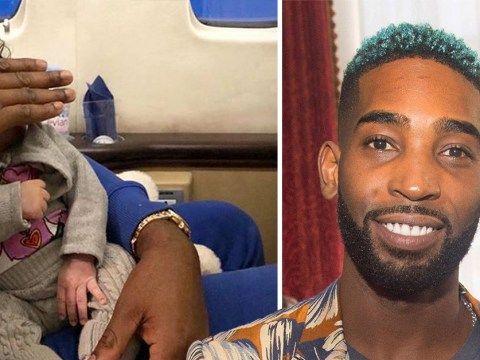 Tinie Tempah reveals he's secretly become a dad for the first time in sweet Christmas reveal