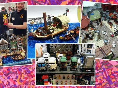I'm Your Biggest Fan: The LEGO builder who has spent £15,000 collecting over 400 Star Wars sets and 2 million bricks