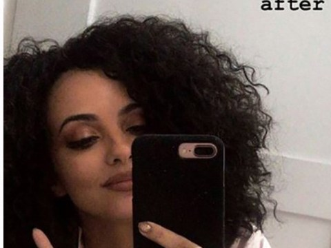 Jade Thirlwall drunkenly chops off her weave after 26th birthday party