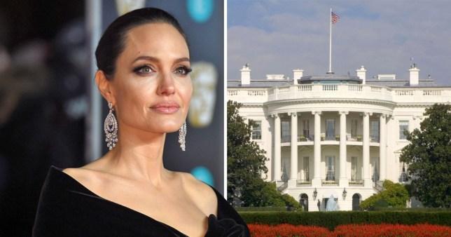 Angelina Jolie refuses to rule out presidential bid on Radio 4