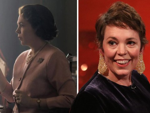 Olivia Colman tried to become Claire Foy so she could take over The Crown role