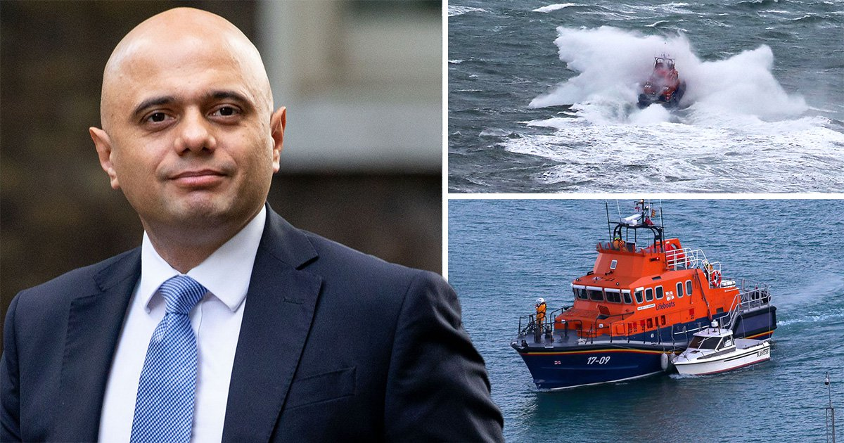 Migrants crossing Channel declared 'major incident' by Home Office