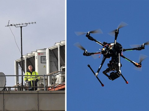 Some Gatwick drone sightings may have been police drones looking for drones