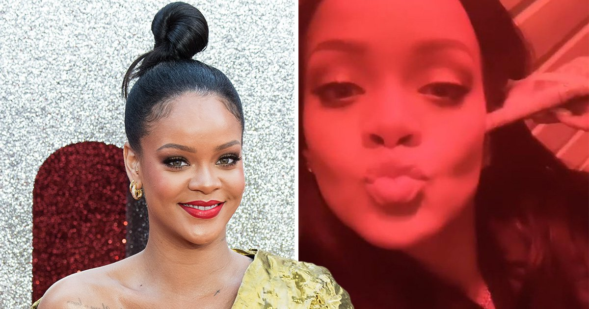 Rihanna teases fans with new music but don't expect any answers anytime soon