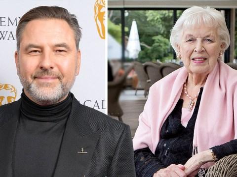 David Walliams and Miranda Hart lead tributes as June Whitfield dies, aged 93