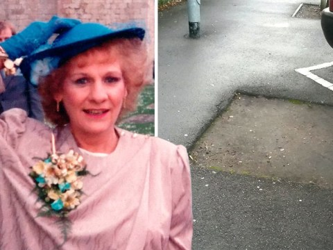Great-grandmother, 88, dies 'after being flung out of wheelchair when it hit pothole'