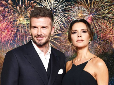 David and Victoria Beckham 'hosting £30k New Year's Eve party' after 'cutting his salary by £7 million'