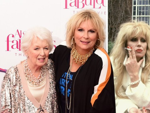 Jennifer Saunders pays tribute after Ab Fab co-star June Whitfield dies aged 93: 'She lived with extraordinary grace'