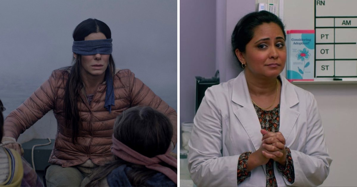 Parminder Nagra has no idea why Netflix wanted her Bird Box character to have an 'Indian' accent