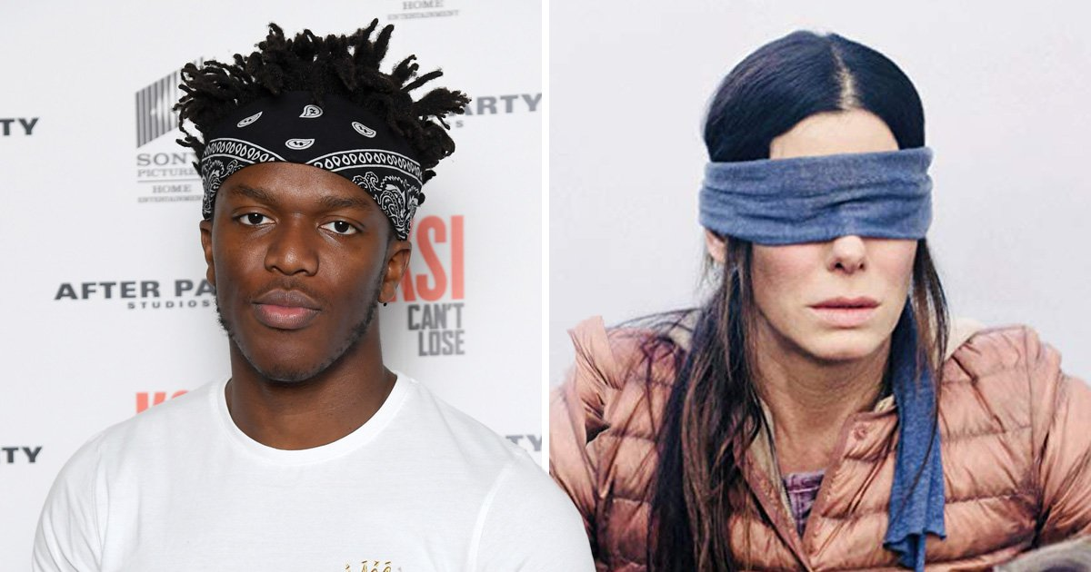Turns out KSI has had a solution to the creatures from Bird Box for years