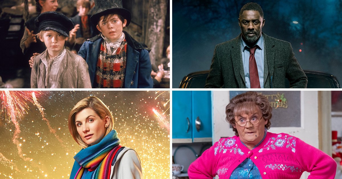 New Year's Day TV schedule – what's on TV tonight?