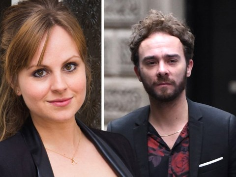Coronation Street's Platt family get dolled up as they arrive for Tina O'Brien's wedding