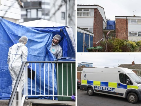 Murder investigation launched after 'body of young mum is found in her flat'