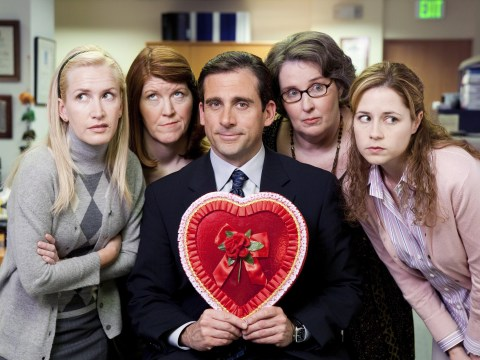 Steve Carell puts the final nail in the coffin for The Office reunion show and our Christmas is ruined