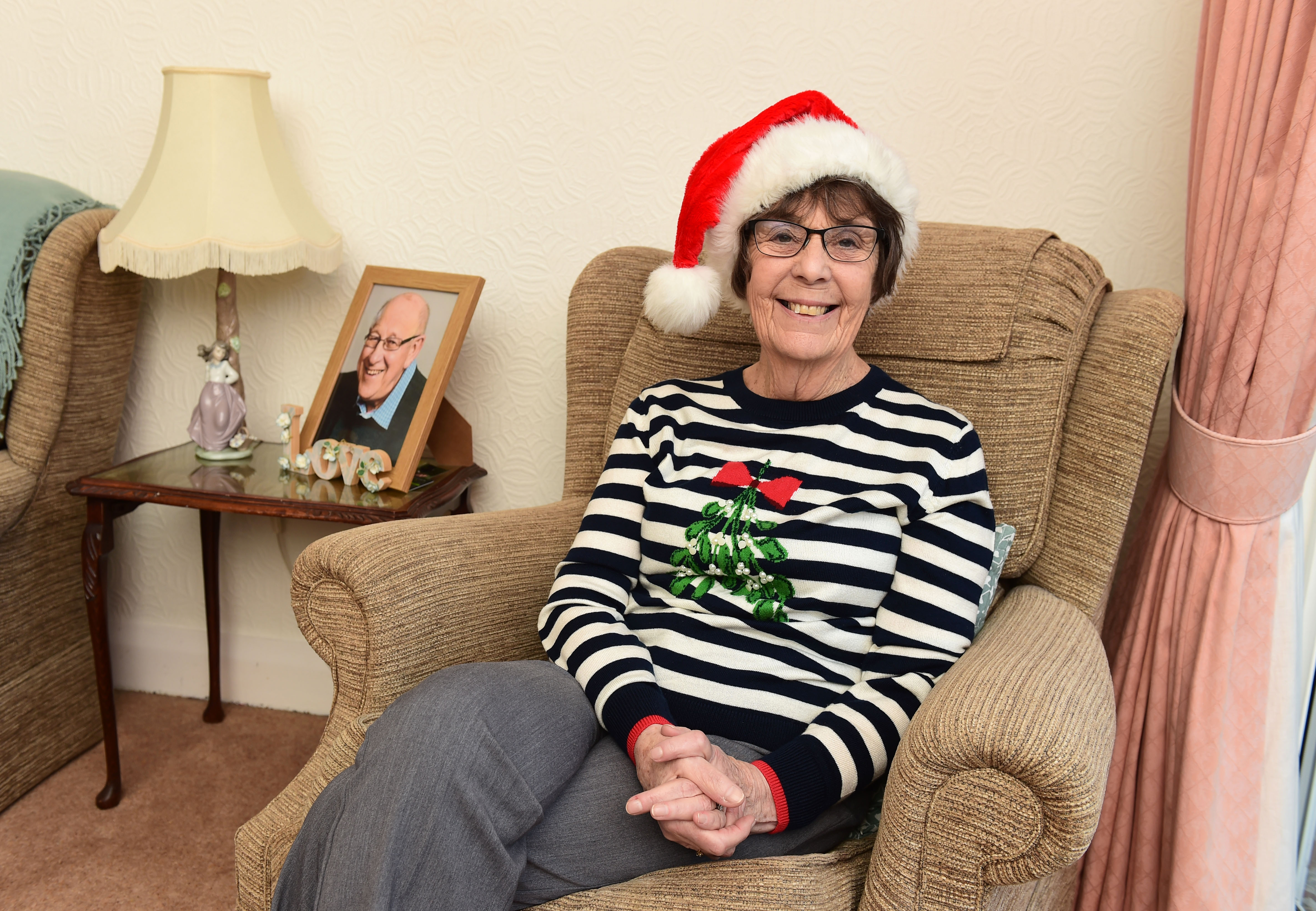 Gogglebox's June Berincoff reminds fans Christmas can be 'lonely' as they pay tribute to late-husband Leon