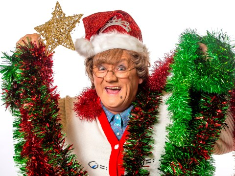 When are the Mrs Brown's Boys Christmas and New Year specials and who is in the cast?