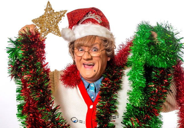 Christmas Special.When Is Mrs Brown S Boys Christmas Special On And Who Is In