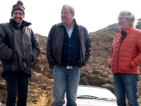 Jeremy Clarkson realises climate change is a thing while filming The Grand Tour season 4