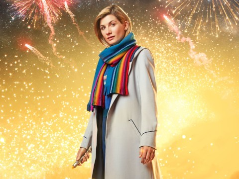 Doctor Who's Jodie Whittaker admits 'some doors were at a different angle' to her because she's a woman