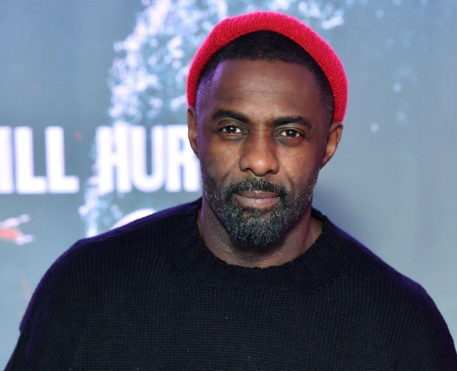 Mandatory Credit: Photo by Anthony Harvey/REX (10030381n) Idris Elba 'Luther Series 5' TV show photocall, London, UK - 11 Dec 2018