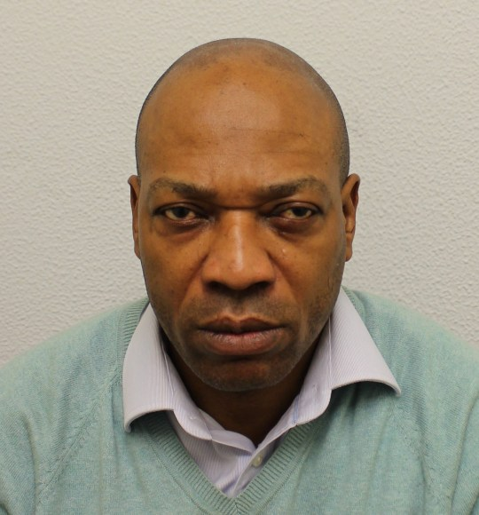 Undated handout photo issued by the Metropolitan Police of Abolaji Onafuye, 54, posed as a victim of the Grenfell Tower fire and has been convicted of a ?33,000 fraud at Isleworth Crown Court. PRESS ASSOCIATION Photo. Issue date: Wednesday December 12, 2018. Mr Onafuye falsely claimed to have lived on the 11th floor of the Grenfell block and to have been the brother of one of the victims. He will be sentenced on December 18. See PA story COURTS Grenfell. Photo credit should read: Metropolitan Police/PA Wire NOTE TO EDITORS: This handout photo may only be used in for editorial reporting purposes for the contemporaneous illustration of events, things or the people in the image or facts mentioned in the caption. Reuse of the picture may require further permission from the copyright holder.