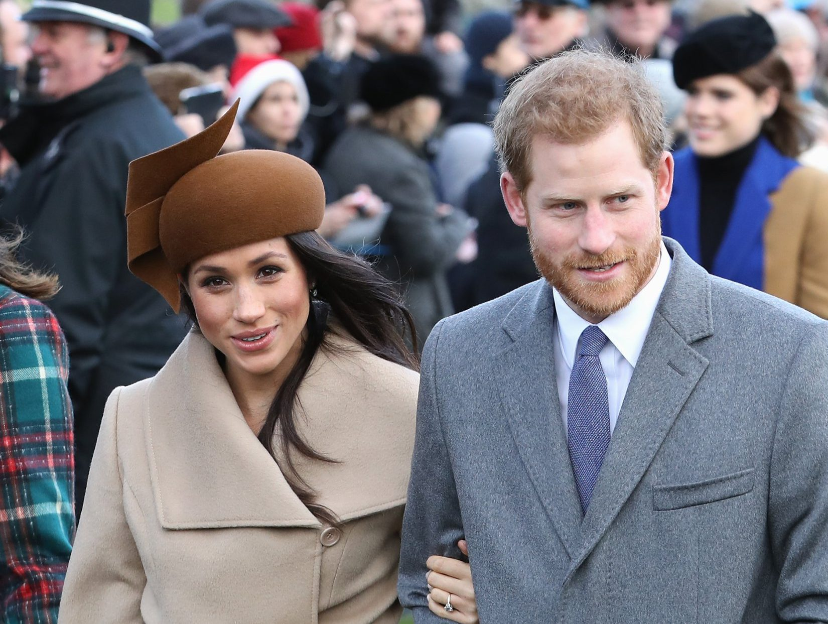 When is Meghan Markle due to give birth and could her baby share Prince Louis' birthday?