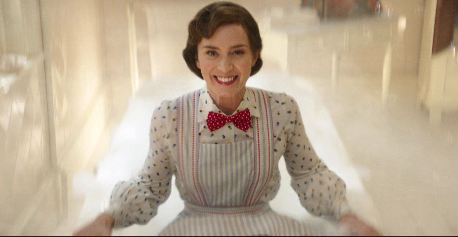 When is Mary Poppins Returns out in the UK? Release date, cast, trailer and soundtrack