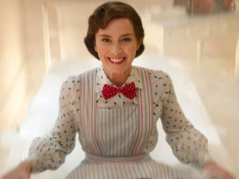 Emily Blunt is keen for a Mary Poppins Returns sequel even though film has not yet been released