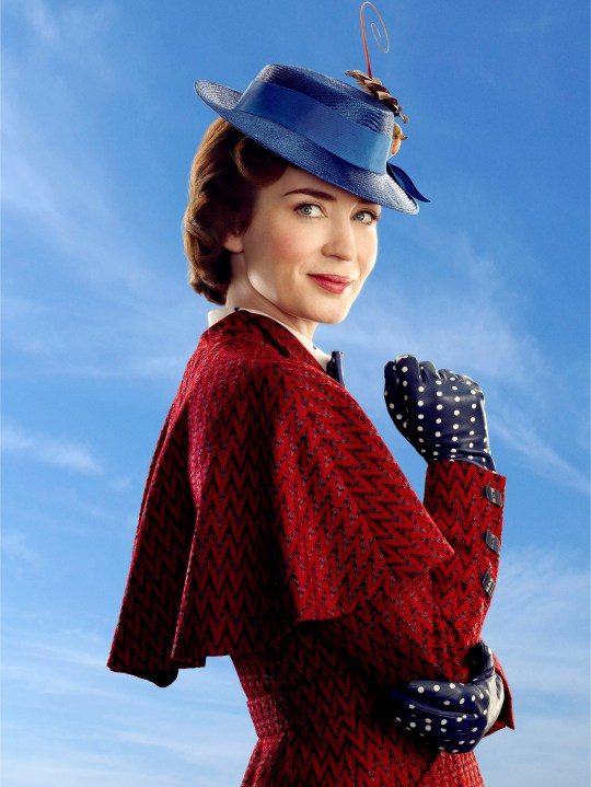 When Did The Original Mary Poppins Come Out And Who Was In The Cast