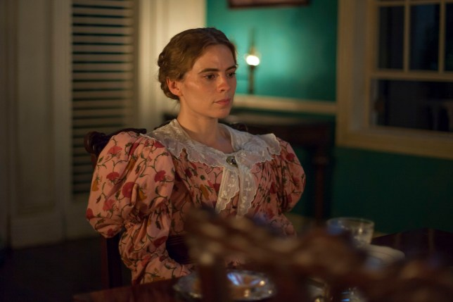 b6f3daaec845 The Long Song's Hayley Atwell admits she 'felt disgusting' playing slave  owner in new series