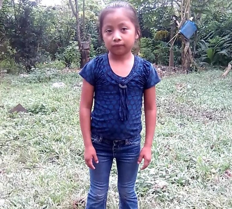 Jakelin Ame? Rosmery Caal Maquin https://www.nbcnews.com/nightly-news/video/7-year-old-guatemalan-girl-dies-in-border-patrol-custody-1398457923918 WASHINGTON ? A 7-year-old Guatemalan girl who died in the custody of U.S. Customs and Border Protection waited an hour and a half before receiving emergency medical care after showing symptoms, officials said Friday. Jakelin Amei Rosmery Caal Maquin, whose name was confirmed by CBP and the Guatemalan Embassy Friday afternoon, was apprehended with her father after crossing the border illegally into New Mexico with her family and more than 160 other migrants. Medical personnel are not staffed in the remote area where they were held, known as Antelope Wells, the officials said. Before the group left Antelope Wells by bus to be transferred to a border station, Caal's father reported that she was ill and vomiting. By the time she arrived at the border station an hour-and-a-half later, she was not breathing. She was revived twice by emergency workers and then transported by air to a hospital in El Paso, Texas, where she died of cardiac arrest with her father by her side.