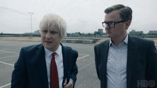 Benedict Cumberbtach Brexit trailer - Boris is pretty lol