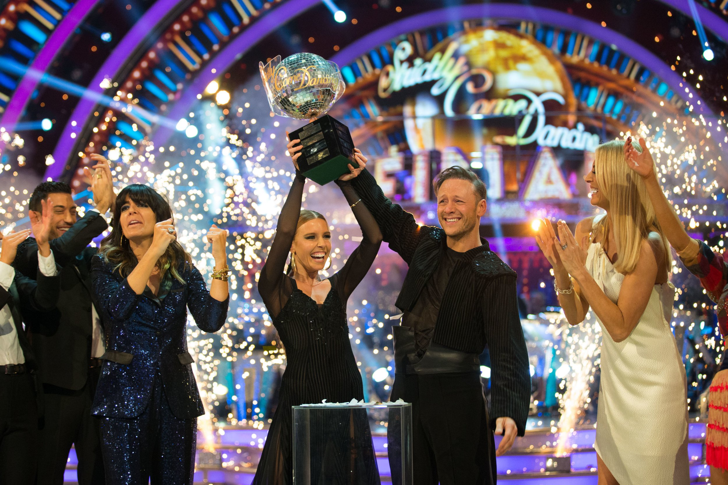 Has Kevin Clifton ever won the Strictly Come Dancing glitterball trophy before?