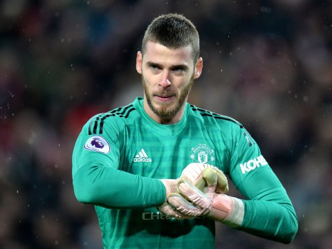Jose Mourinho reveals what David De Gea said in dressing room after Manchester United's defeat to Liverpool