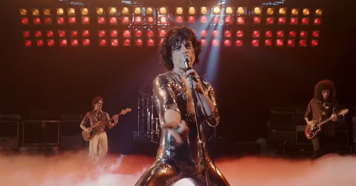 Rami Malek was terrified wearing Freddie Mercury's leotards that left him 'basically naked'