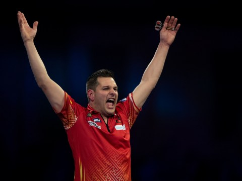World number three Peter Wright cut from PDC World Championship by 'Samurai' Toni Alcinas