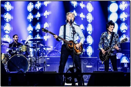 Paul McCartney 2018 Freshen Up Tour