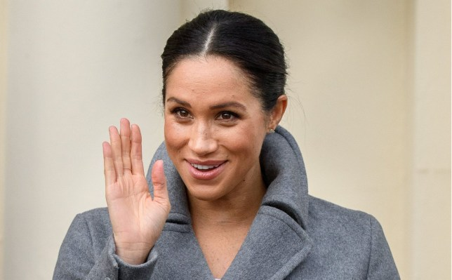 Mandatory Credit: Photo by Tim Rooke/REX (10037023ap) Meghan Duchess of Sussex Meghan Duchess of Sussex visit to Brinsworth House, Twickenham, London, UK - 18 Dec 2018 Meghan Duchess of Sussex is visiting the Royal Variety Charity's residential nursing and care home. The Royal Variety Charity, of which the Queen is Patron, assists those who have worked professionally in the entertainment industry and are in need of help and assistance as a result of old age, ill-health, or hard times. Many of those who work in the entertainment industry can often work season to season, spending long periods with no work at all, and with little ability to make any plans for their futures, or to provide themselves with security should they have an accident or fall ill.Money raised by the Royal Variety Charity, and through the annual Royal Variety Performance, helps and supports hundreds of retired entertainers throughout the UK.