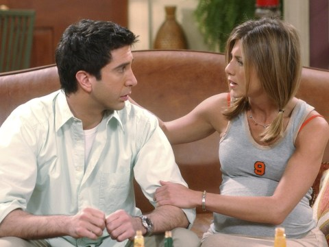 Friends Ross and Rachel are still on a break according to Jennifer Aniston