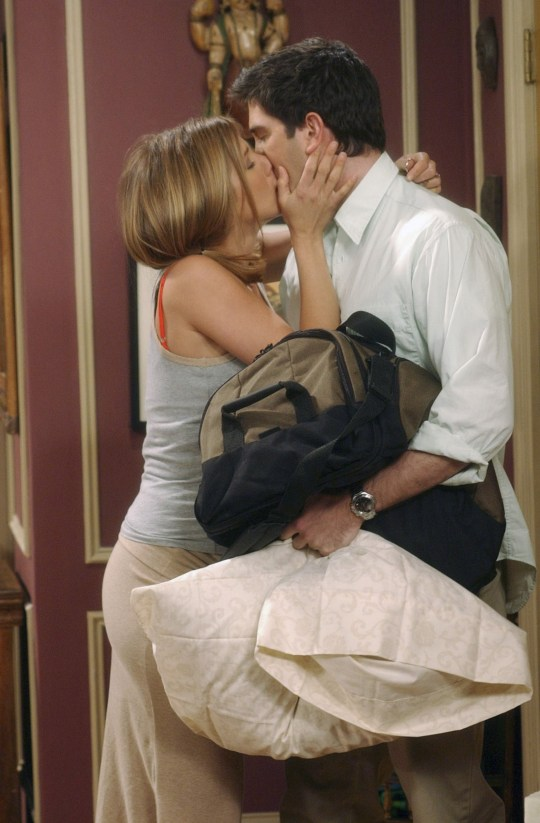 Friends: Ross and Rachel went on a break 22 years ago today