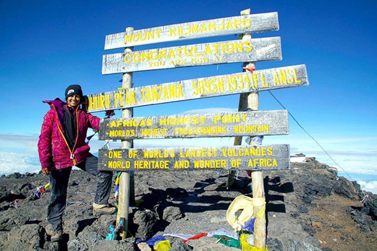 Mt. Kilimanjaro pictures Credit: David Tesinsky