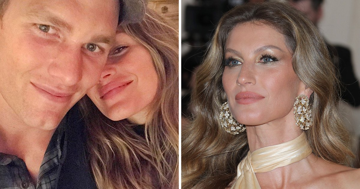 Gisele says there's 'no secret' to her marriage with Tom Brady