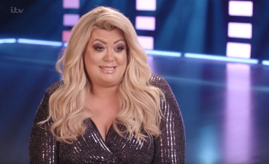 Gemma Collins, Dancing on Ice trailer (Picture: ITV)
