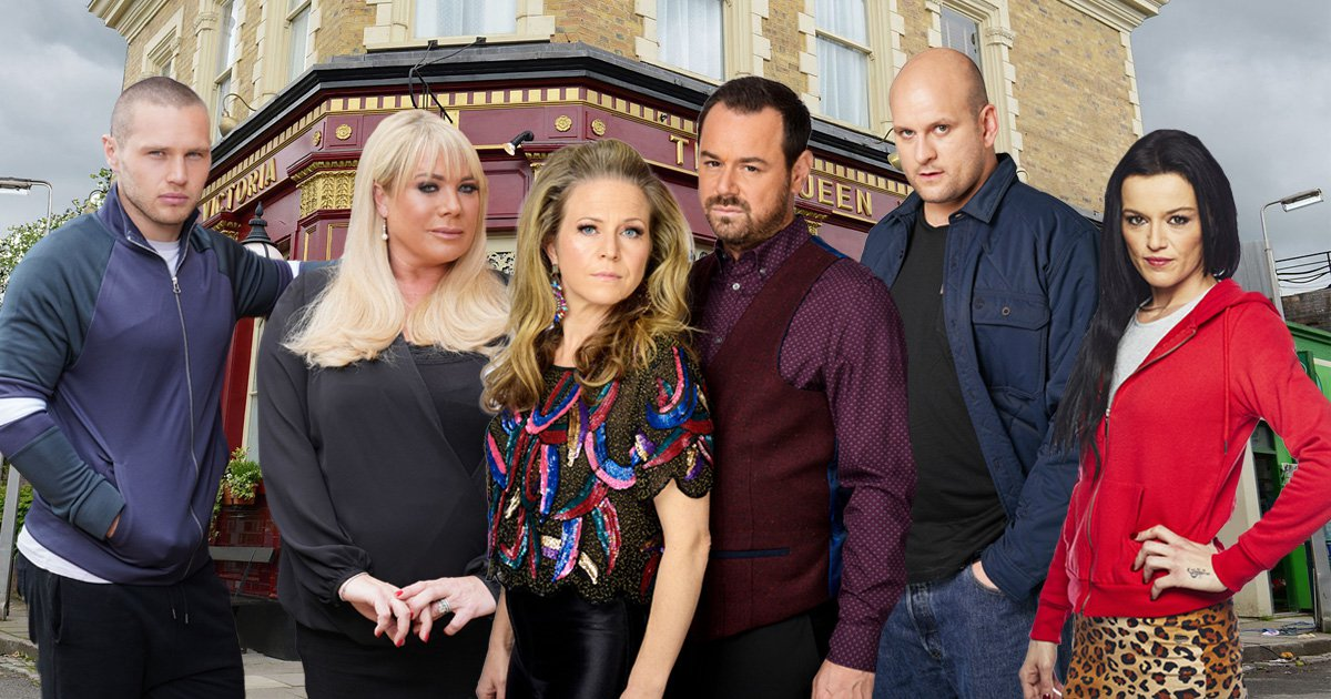 EastEnders new year preview Credit: BBC
