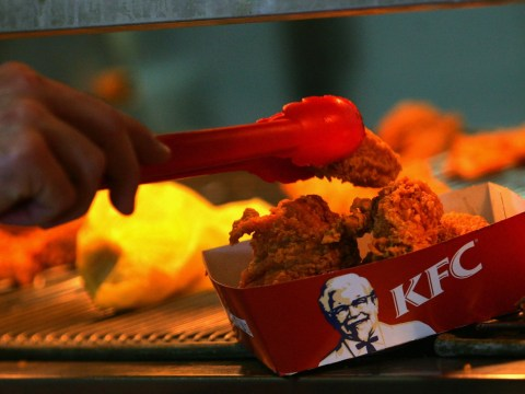 Idiot dialled 999 because KFC ran out of chicken