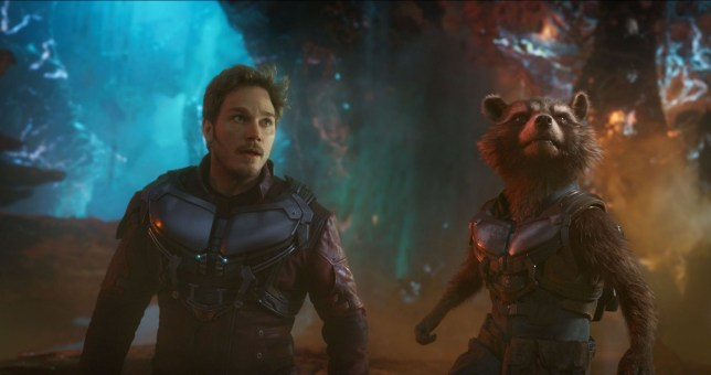 Avengers' Chris Pratt agrees Star Lord is to blame for