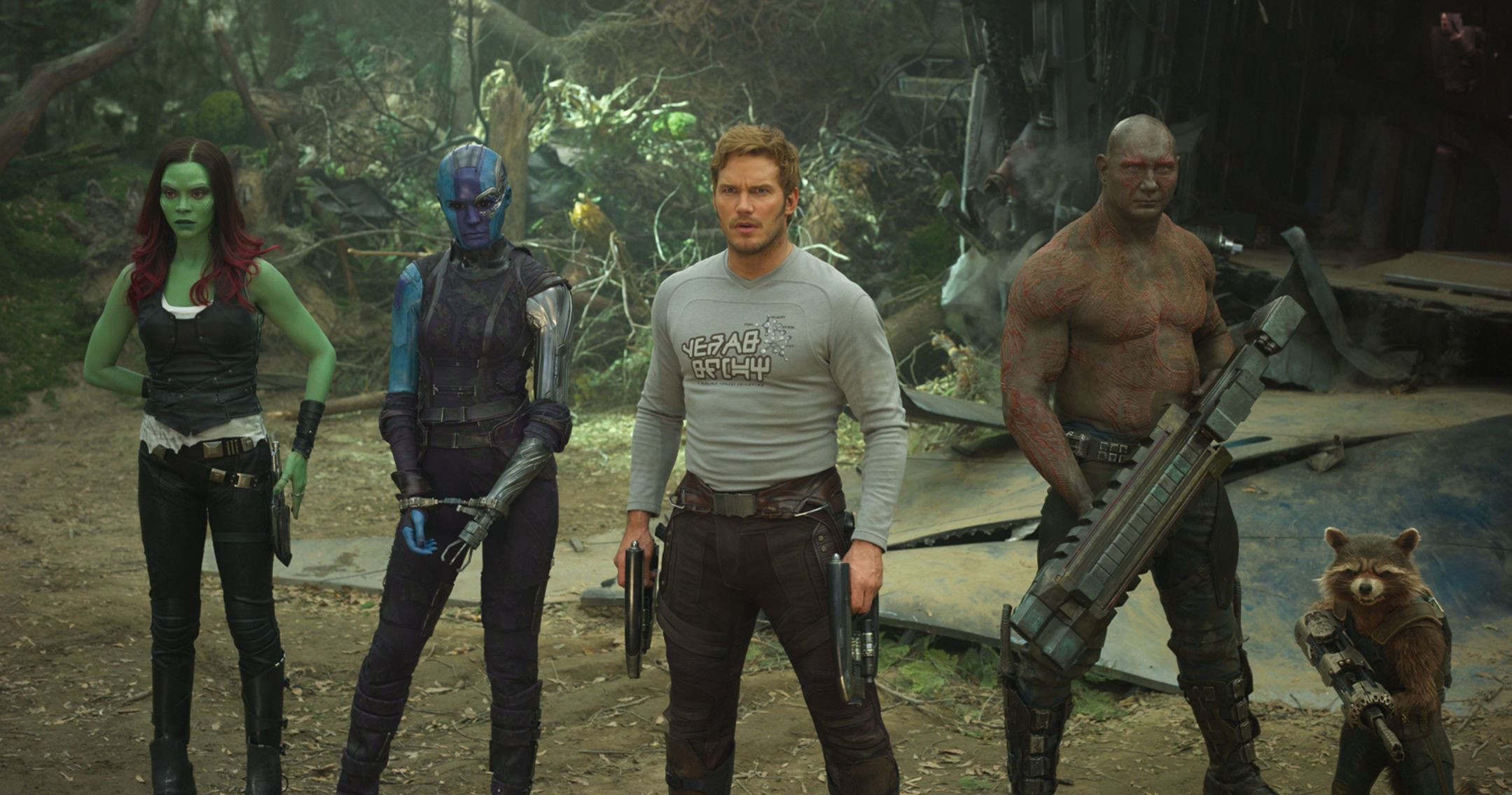 Chris Pratt promises Guardians Of The Galaxy 3 is coming