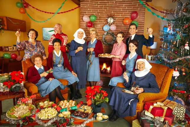 Call The Midwife Christmas Special.What Time Is Call The Midwife On Christmas Day And What Can